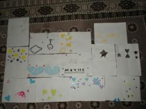 2組からの手紙 2