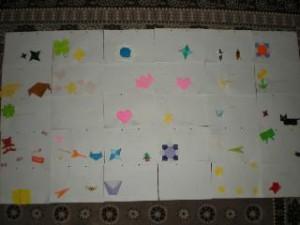 3組からの手紙 1